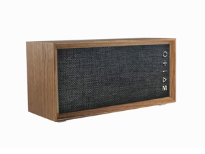 SP-V1 Wood Shell Bluetooth Speaker